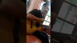 Derbi romeo Tuhan tolong (cover gitar)