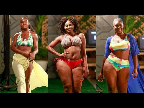 Nina Sharae @ Accra Fashion Week 2019   Chilly Rainy