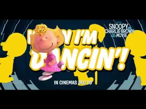 Snoopy & Charlie Brown: The Peanuts Movie Meghan Trainor Teaser Lyric  in  1080p