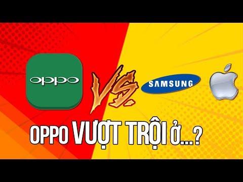 Oppo Hơn Apple Và Samsung ở...?