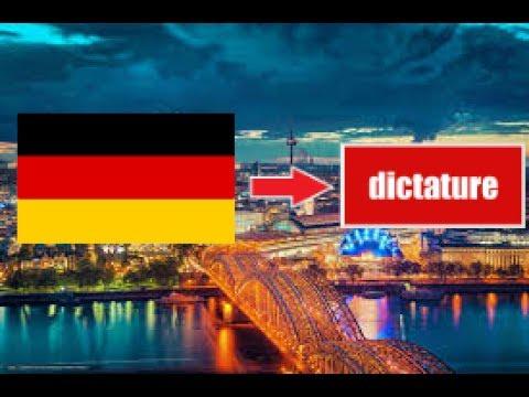 L'ALLEMAGNE REDEVIENT UNE DICTATURE ! (Geopolitical Simulator 4 FR S04) #1