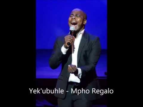 Mpho Regalo Yek'ubuhle