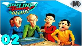 AIRLINE TYCOON DELUXE ★ #02 Lukrativer VIP-Auftrag ★ [Let