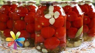 Как выбирать и консервировать помидоры - Лучшие советы за всю историю «Все буде добре»