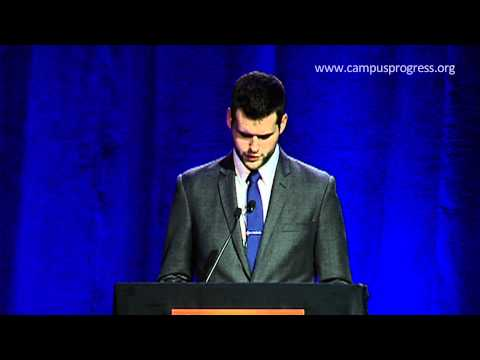 Zach Wahls on Social Liberalism and Boy Scouts at CPNC12