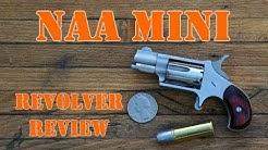 NAA Mini Revolver Review: .22 LR Micro Gun