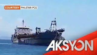 Dredging ng foreign vessel