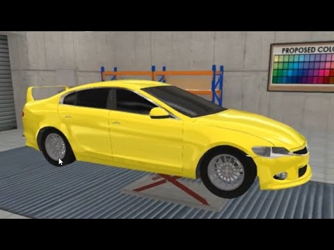 SUMBC EVO - Automation The Car Company Tycoon Game