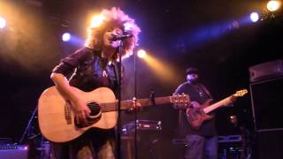 Andy Allo 'Waiting In Vain' @ Batschkapp Frankfurt, Germany