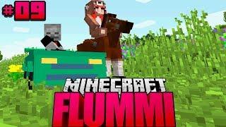 Das GESCHWINDIGKEITS EXPERIMENT?! - Minecraft Flummi #09 [Deutsch/HD]