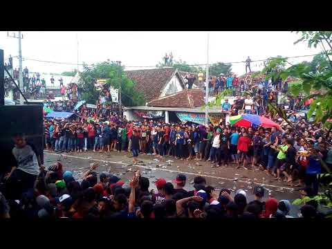 New Pallapa Live Mojokrapak Tembelang Jombang!!!Full Tawuran