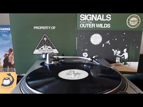 "Andrew Prahlow ""Signals From The Outer Wilds"" 2x12 Vinyl [IAM8BIT 2020] + Bonus"