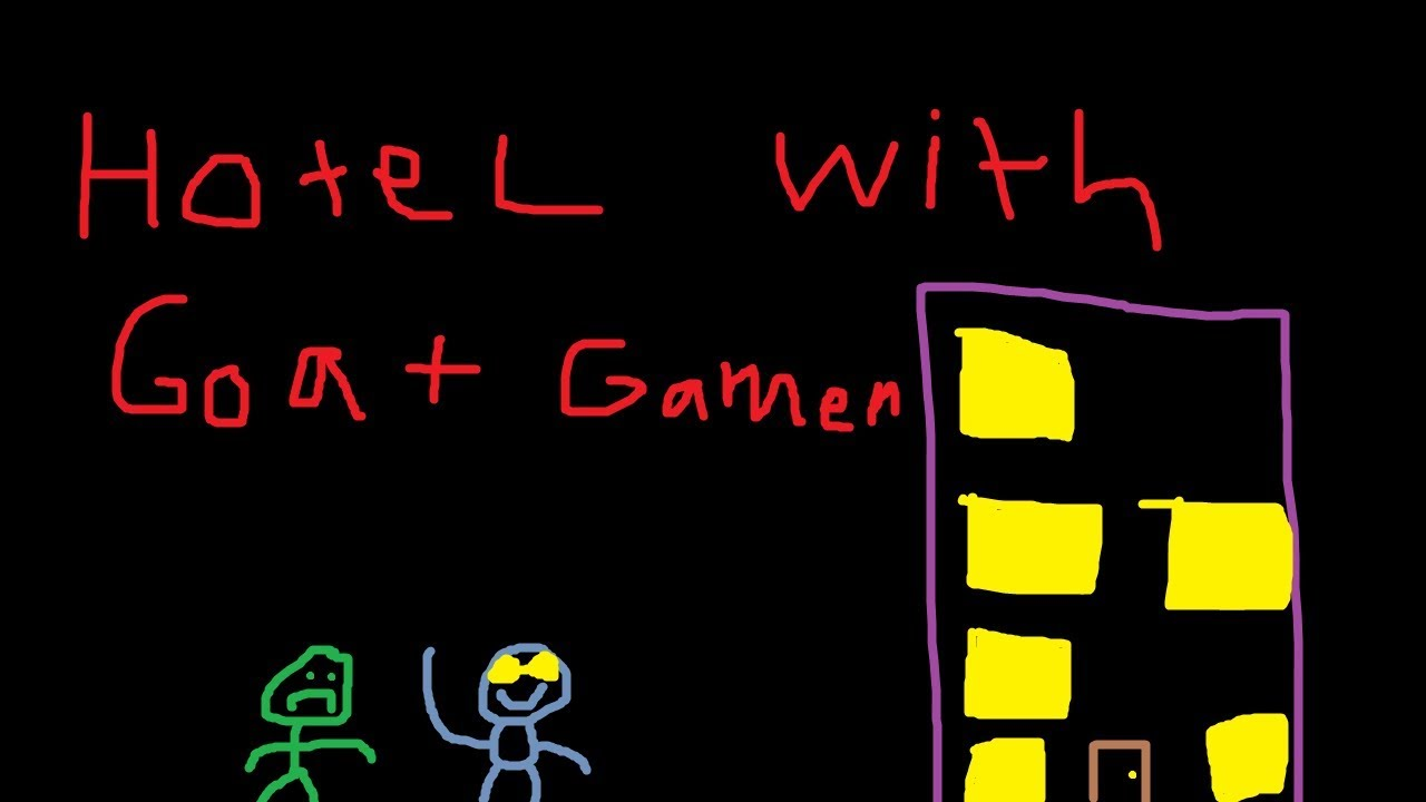 Roblox Hotel With Goat Gamer!