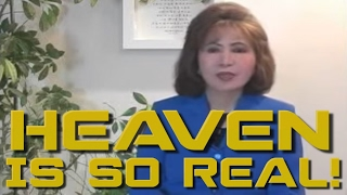 Heaven is so Real by Choo Thomas, A fantastic testimony of a tour of Heaven
