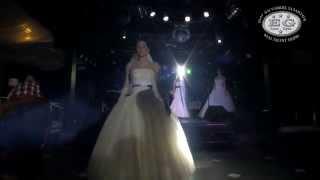 Дефиле от свадебного салона