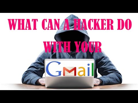 What Can A Hacker Do With Your Gmail Account? Access Contact, Emails And Many More Things