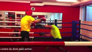 Boxe Light Contact Tournoi interne 05.11.2011 Club Pugilistique Carouge