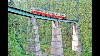 Last ride over Mühlbachbrücke