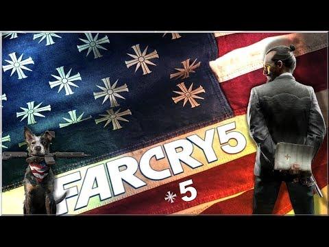 "Far Cry 5 - #5 ""Ranczo Johna Seeda"" thumbnail"