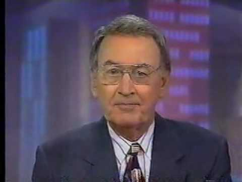 KCNC News 4 Denver Bob Palmer's Final Signoff (May 21, 1997)
