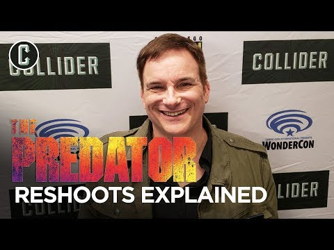 The Predator Reshoots Explained by Shane Black Mp3