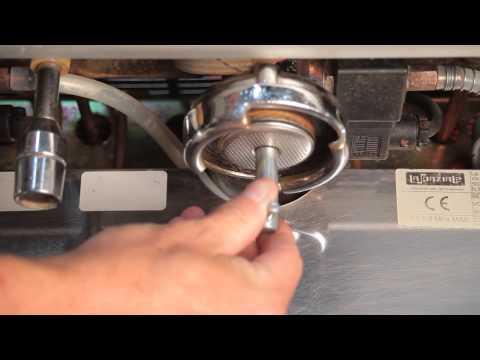 Durango Joe's Coffee Company training - how to clean the espresso machine