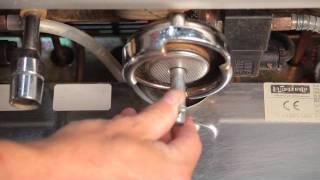 durango joe s coffee company training how to clean the espresso machine