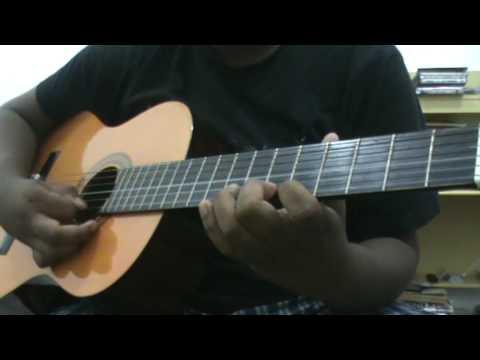 Borat Theme Song On Acoustic Guitar