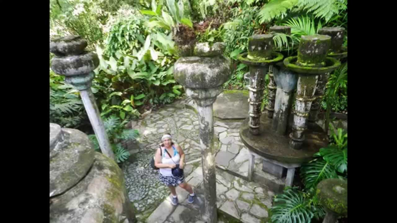El jard n surrealista de sir edward james xilitla s l p for Jardin surrealista xilitla