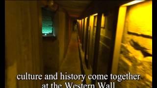 Old Jerusalem-The Western Wall Tunnels - jerusalimo.com
