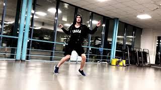 Леша Свик - Не забывай меня - Танец Шафл (Shuffle dance)