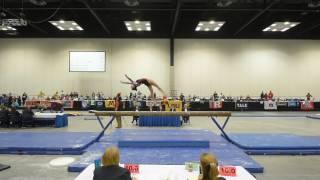 Sydney Gonzales - Balance Beam - 2017 Women's Junior Olympic Championships