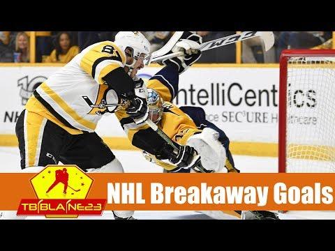 NHL Breakaway Goals