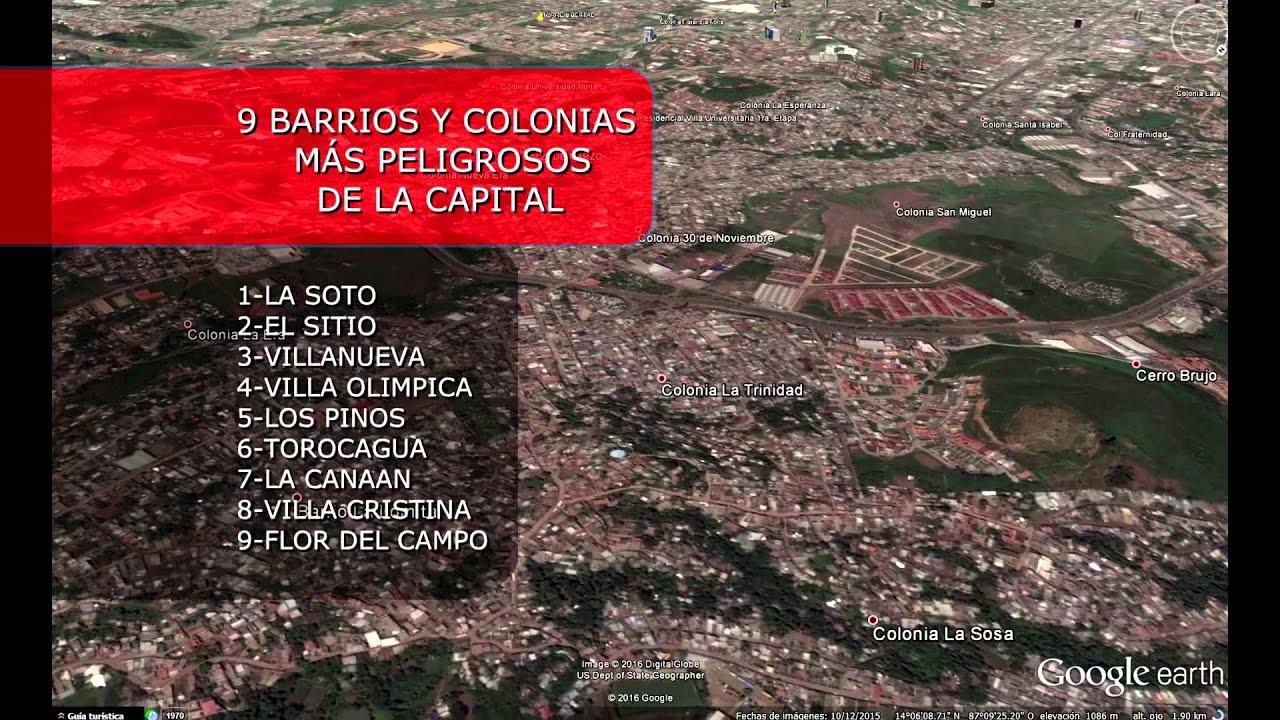 barrios mas peligrosos de espana