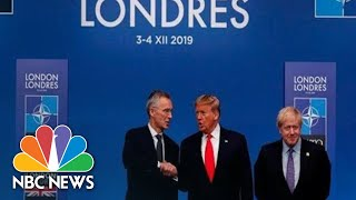 World Leaders Gather For Second Day Of NATO Meetings   NBC News (Live Stream Recording)