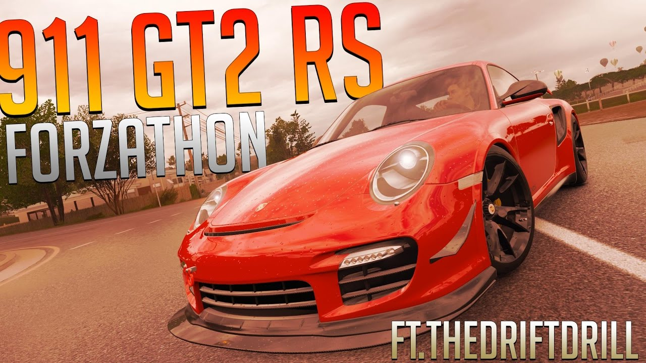 porsche 911 gt2 rs forza horizon 3 forzathon ft thedriftdrill youtube. Black Bedroom Furniture Sets. Home Design Ideas
