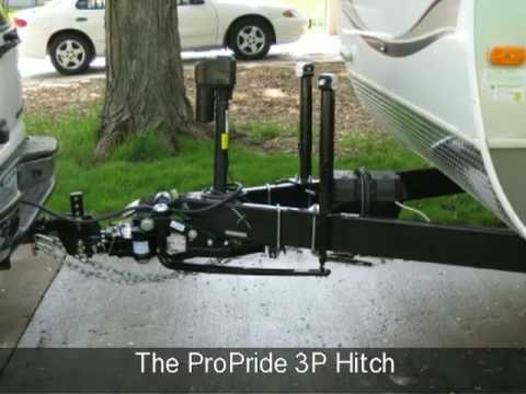 Anti Sway Hitch >> The Ultimate Trailer Sway Control Hitch - YouTube