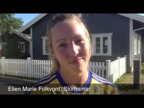 Ellen Marie Folkvord gleder seg til torsdag