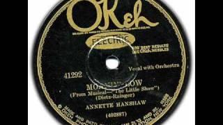 Annette Hanshaw - Moanin
