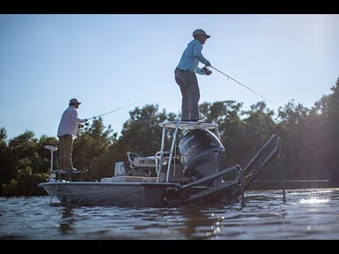 Florida Sportsman Watermen - Charlotte Harbor Slam With Chris Wittman