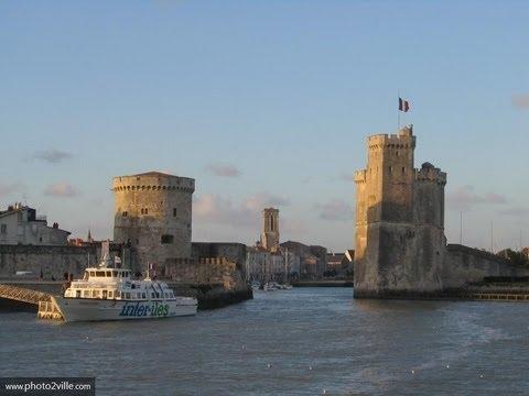Visiter La Rochelle,visit La Rochelle