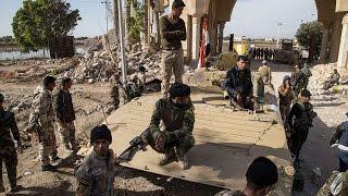 بعد 15 يوما من بدء المعركة.. القوات العراقية تحرر ناحية الصقلاوية