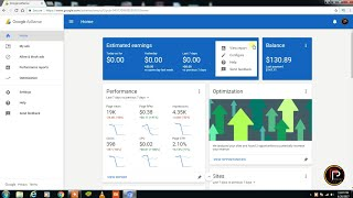How to check google adsense Daily estimated earnings