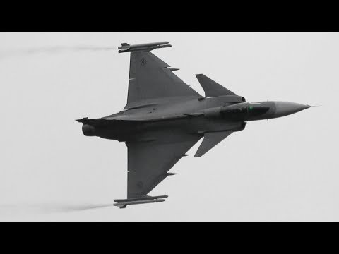 RIAT 2017 JAS-39C Gripen Swedish Air Force