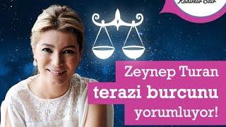 Zeynep Turan'dan Haziran Ayı Terazi Burcu Yorumu