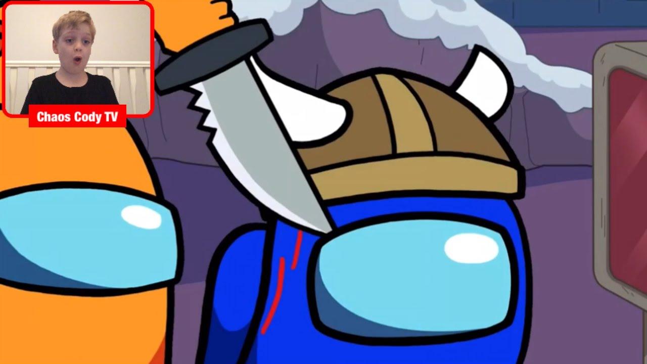 Gametoons Among Us Logic 7 Animation Cartoon Series Reaction Youtube