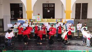 TRADITINAL DANCES - ERASMUS + B. L.E. N. D