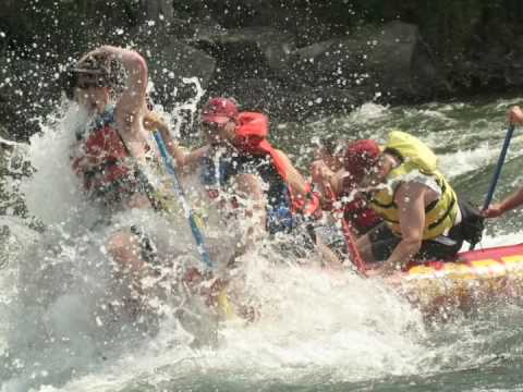 Washington's Best Whitewater Rafting