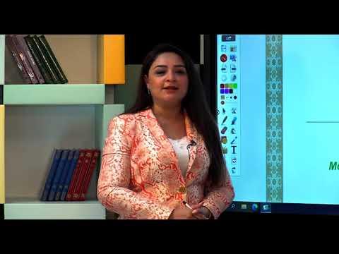 """""""Dərs vaxtı"""": 3-cü sinif dərsləri (25.09.2020)"""