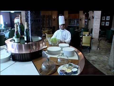 Brauhaus, Rodeo and Finz Restaurants at Beach Rotana Hotel in Abu Dhabi